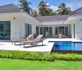 White Beach Villas – European Quality Next to the Beach