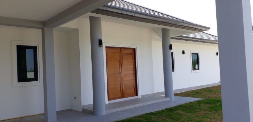 Brand New Spacious Pool Villa in Desirable Location