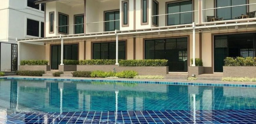 Riviera Pearl Resort – Brand New 2 Bedroom Townhouses in the Heart of Hua Hin