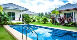 Lovely Private Pool Villa Located in Dolphin Bay with 360 Degree Views