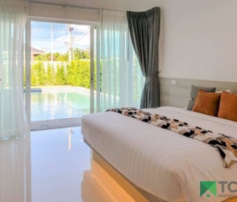 Aria Hua Hin – 57 Spacious, Modern Pool Villas in a Great Location