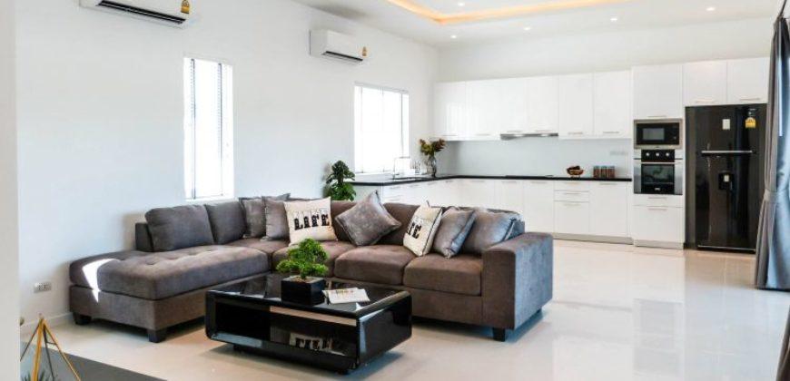 Aria Hua Hin – 57 Spacious, Modern Pool Villas in a Great Location