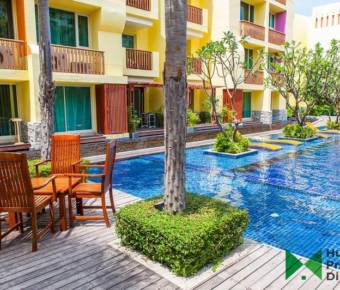 1 Bedroom Condo at Mykonos Hua Hin