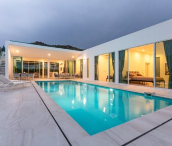 Phu Montra K-Haad – Quality, Contemporary 4 Bed Villas in Khao Tao