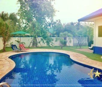 4 Bedroom Pool Villa nr Sai Noi Beach