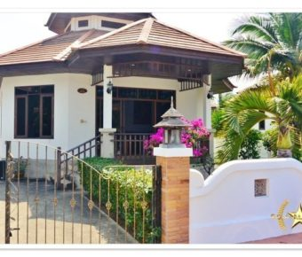 Very Attractive One Bedroom Villa