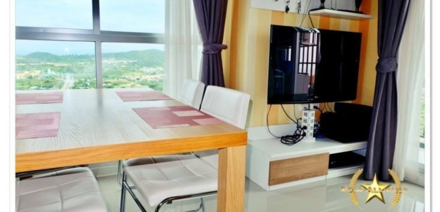 2 Bedroom, Modern, Furnished Apartment with Nice Views