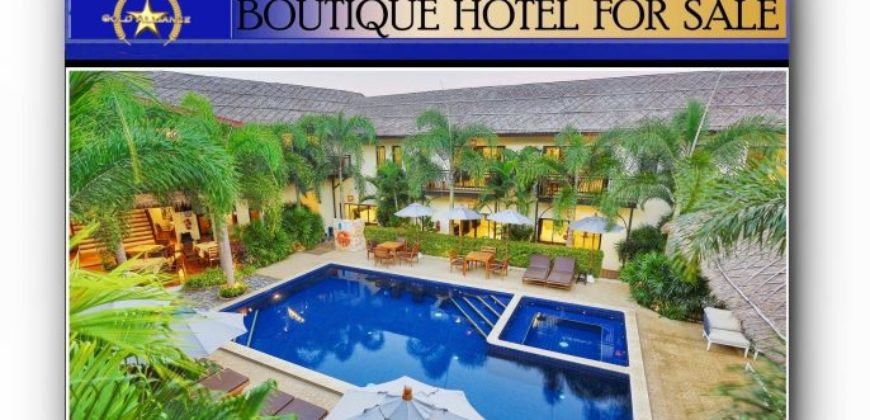 24 Bedroom Boutique Hotel