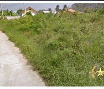 Desirable Plot of Land in Khao Tao Village