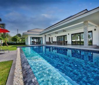 The Clouds – An Ecologically Advanced Development of Luxury Pool Villas