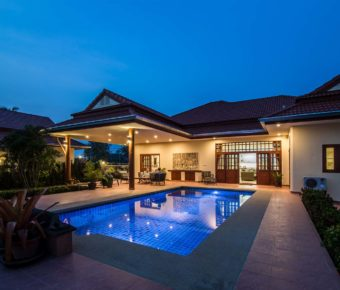 Sugar Palm Villas – Amazing Value in Pran Buri
