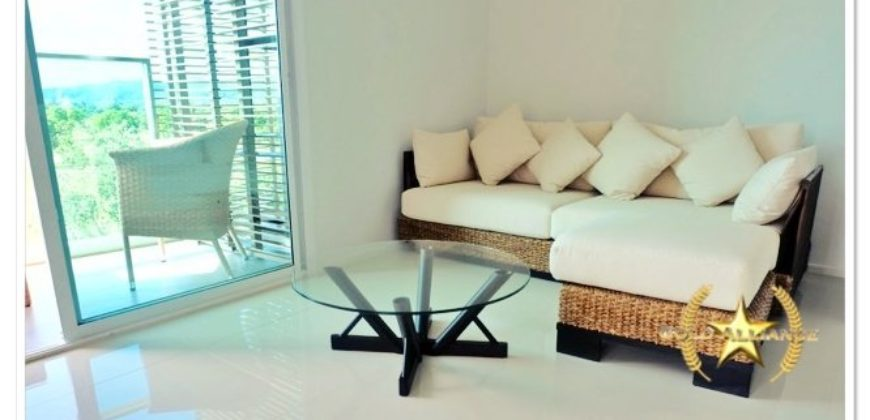 Baan View Viman 2 Bedroom Apartment with golf course and ocean view