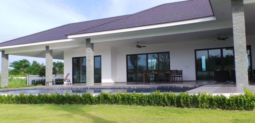 Highland Villas Mon Mai – Customisable, High Quality Eco Pool Villas in Tranquil Location