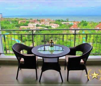 2 Bedroom 11th Floor Seaview Apartment