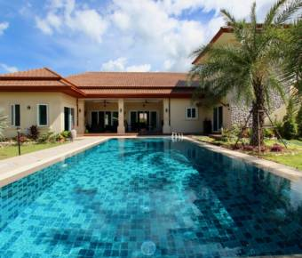Beautifully Constructed Luxury Home for Sale in Khao Kalok