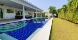 Large Pool Villa on Completed, Luxury Project