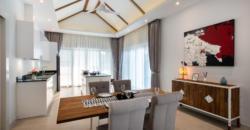 New, High Spec Villas in Thap Tai 4.99M Baht