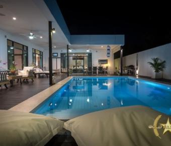 3 Bedroom Pool Villa Soi 112