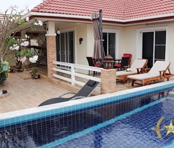 Baan Supakorn 3 Bedroom Pool Villa
