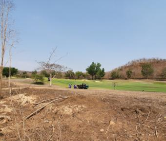 2 Land Plots of 2 Rai on Springfield Golf Course