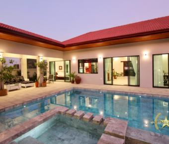 Golden Sands 5 Bed Luxury Villa For Sale Near Beach
