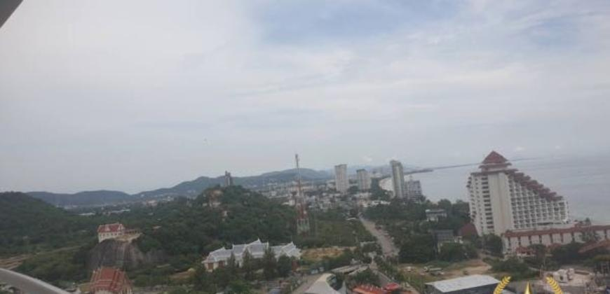 Jamchuree 16th Floor Sea View Condo