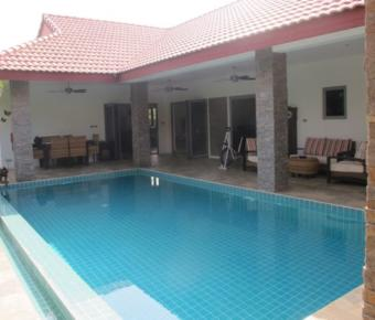 2 Bedroom Pool Villa nr Black Mountain