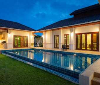 4 Bedroom Pool Villa in Popular Premium Project