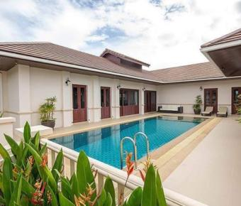 Top Quality 3 Bedroom Pool Villa in Popular Project