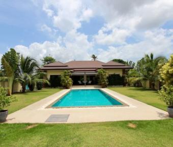 Pak Nam Pran Pool Villa for Sale