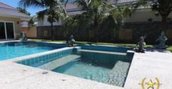 Palm Villas 4 Bedroom Pool Villa