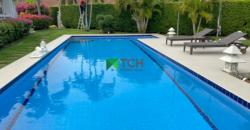 Large, Pool Villa on popular, Completed Project