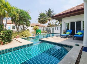 Beautiful 3 Bedroom Villa with Outdoor Barbecue