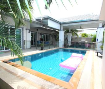 2 Bedroom Villa with 3x7M Swimming Pool