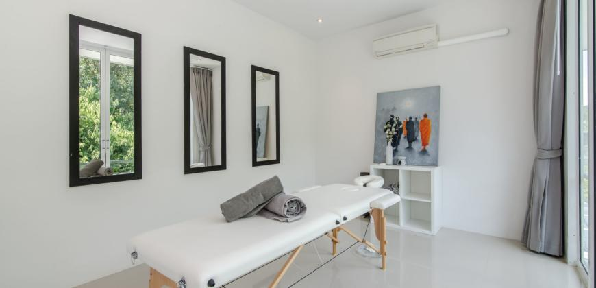 Large 4 Bedroom, 2 Storey Pool Villa in Khao Tao