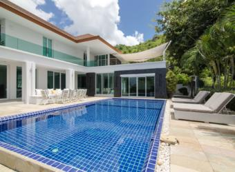 Large 4 Bedroom, 2 Storey Pool Villa in Khao Tao