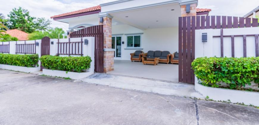 Nice 4 Bedroom Pool Villa