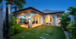 Perfectly Maintained 2 Bedroom Pool Villa