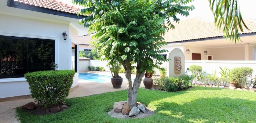 Central 3 Bedroom Pool Villa for Sale